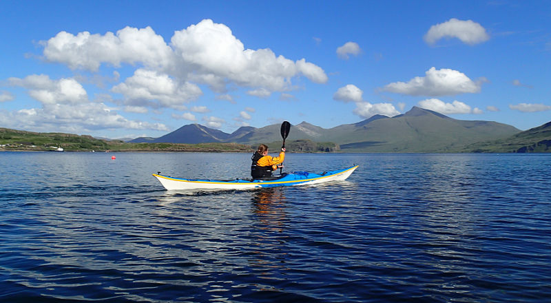 Loch na Keal with Ben More in the background. Photo: Pete Bridgstock