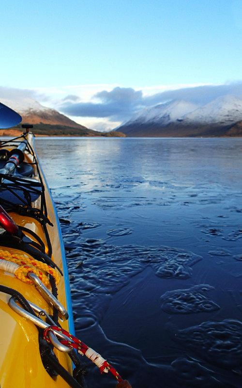 Greenland on the cheap. Photo: Pete Bridgstock