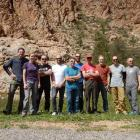 Club group in Morocco 2017