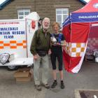 Sue Haslam - fastest veteran and over 60 woman