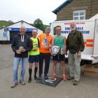 Swaledale Runners - fastest men's team